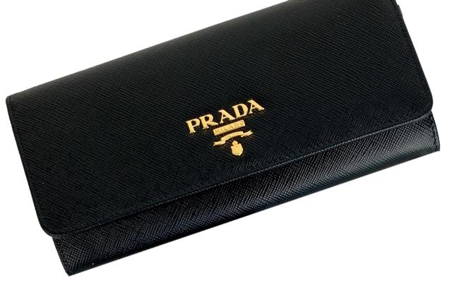 Item - New Large Saffiano Leather Wallet