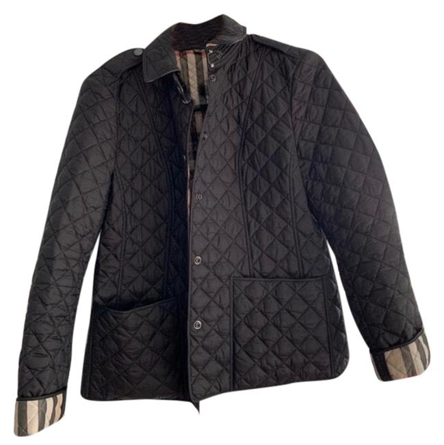 Item - Quilted Button Jacket Size 12 (L)