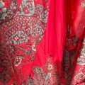 Free People Red If You Only Knew Boho Casual Maxi Dress Size 2 (XS) Free People Red If You Only Knew Boho Casual Maxi Dress Size 2 (XS) Image 10