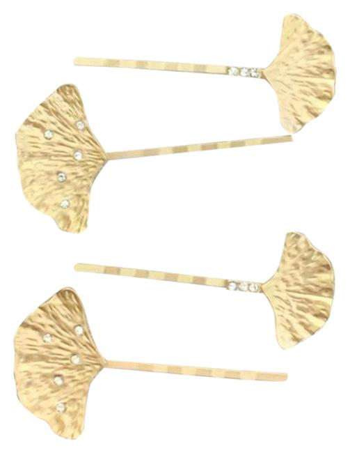 Item - Gold Pins Hair Accessory