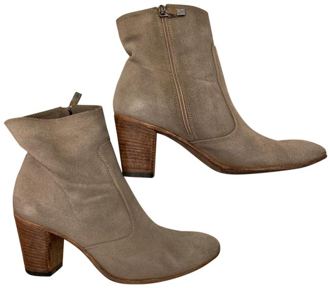 Item - Sand Diva Suede Ankle Boots/Booties Size EU 37.5 (Approx. US 7.5) Regular (M, B)
