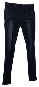 Hue Jeggings-Medium Wash