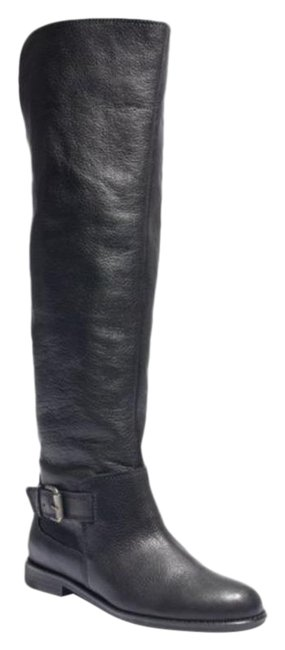 Item - Black Conor Otk Leather Boots/Booties Size US 9.5 Regular (M, B)