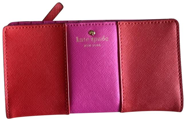 Item - Pink and Red Wallet