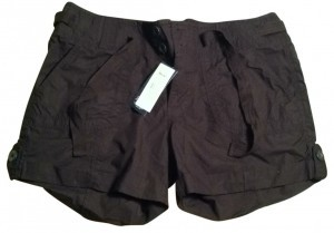 Kenneth Cole Shorts black