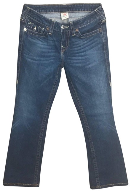 Item - Blue Becky Womens Boot Cut Jeans Size 29 (6, M)
