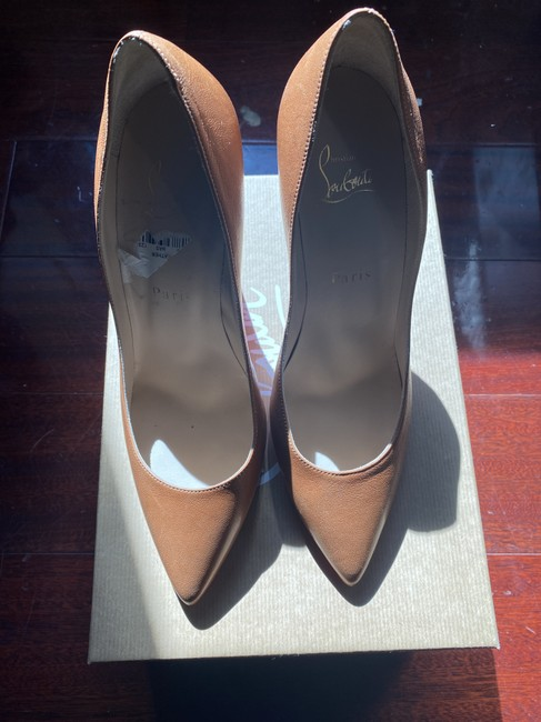 Item - Brown Leather So Kate 100mm Pumps Size EU 39 (Approx. US 9) Regular (M, B)