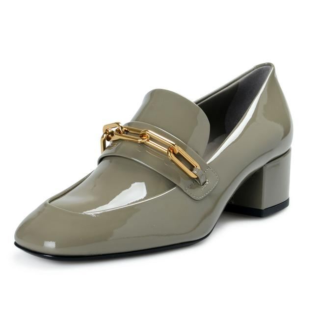 Item - Taupe Grey Women's Chillcot Patent Leather Pumps Size US 8 Regular (M, B)