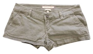 Abercrombie & Fitch Mini/Short Shorts Olive