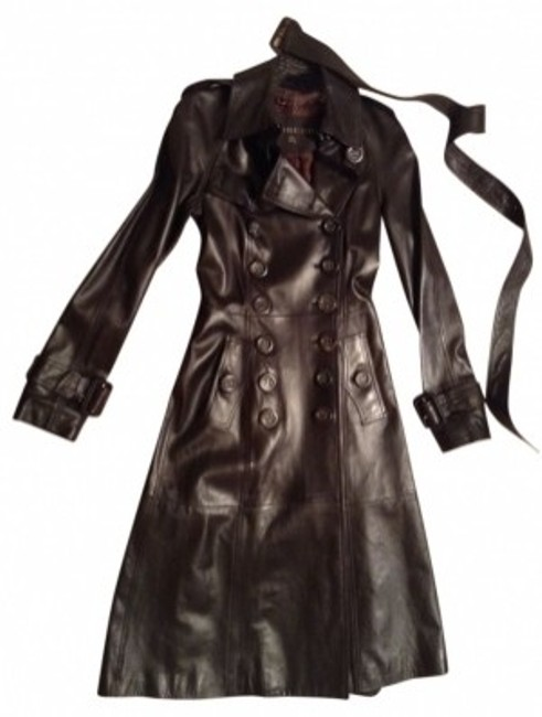 Preload https://item5.tradesy.com/images/burberry-long-deep-brown-trench-coat-size-2-xs-28939-0-0.jpg?width=400&height=650