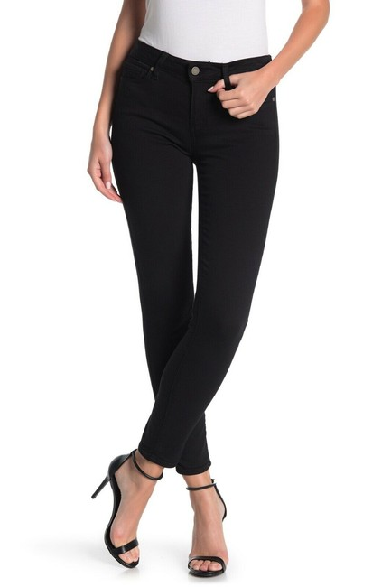 Item - Black Dark Rinse Margot Ultra 179 Skinny Jeans Size 32 (8, M)
