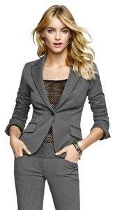 Express Express Studio Stretch One-Button Suit Jacket