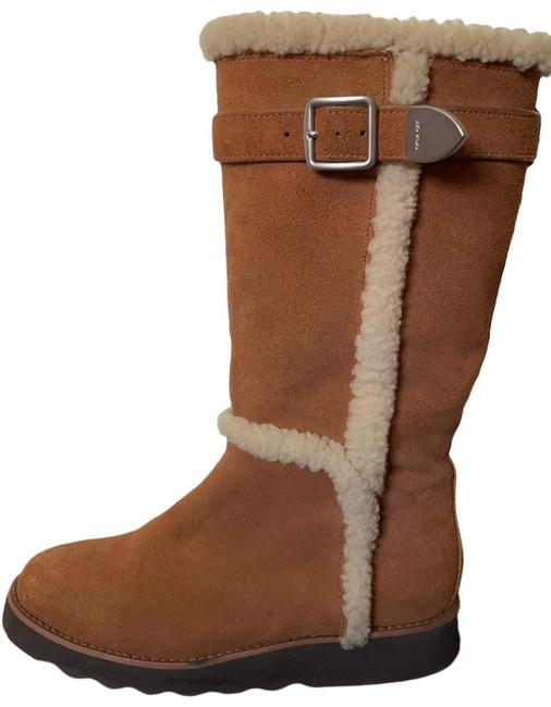 Item - Saddle Belmont Suede Boots/Booties Size US 8.5 Regular (M, B)