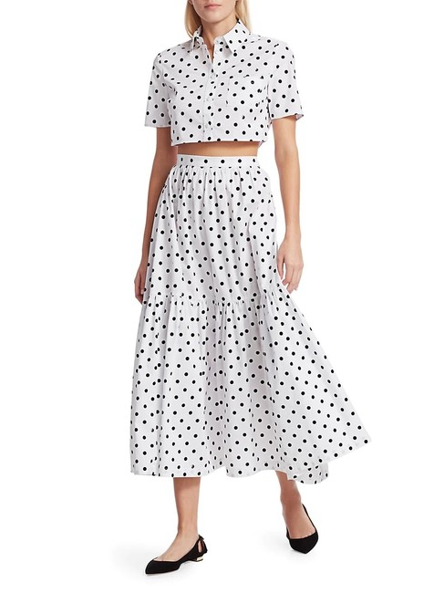 Item - White Orchid Skirt Size 4 (S, 27)