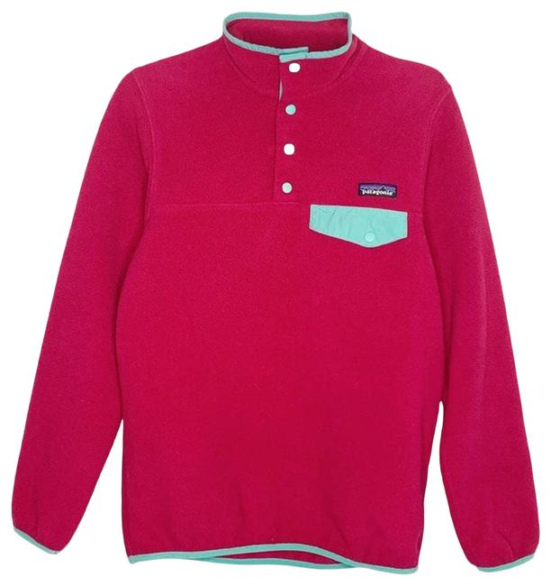 Item - Pink XS Lightweight Synchilla Snap-t Fleece Pullover Jacket Size 0 (XS)
