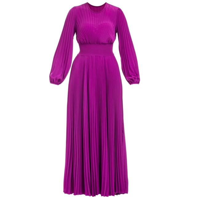 Item - Purple Leah Long Formal Dress Size 4 (S)