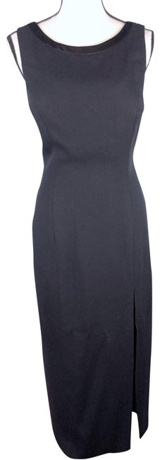Item - Black New York Sheer Cut Out Formal Dress Size 6 (S)