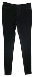 Hue Jeggings-Dark Rinse