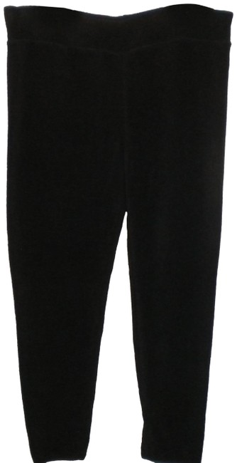 Item - Black XL Women's Leggings Size 16 (XL, Plus 0x)