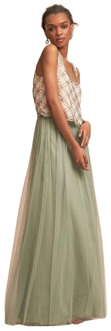 Item - Green Louise Jenny Yoo Mint Lined Tulle Skirt Size 6 (S, 28)