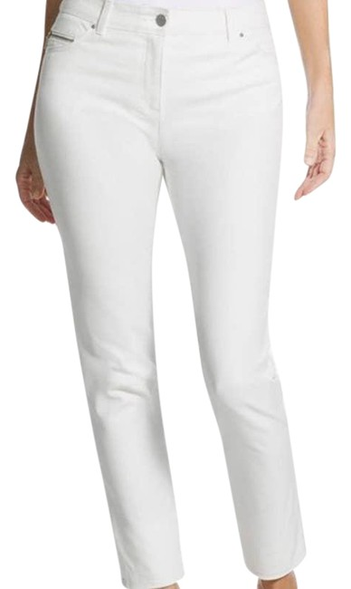 Item - White Courtney So Slimming Ankle 0.5 Skinny Jeans Size 30 (6, M)