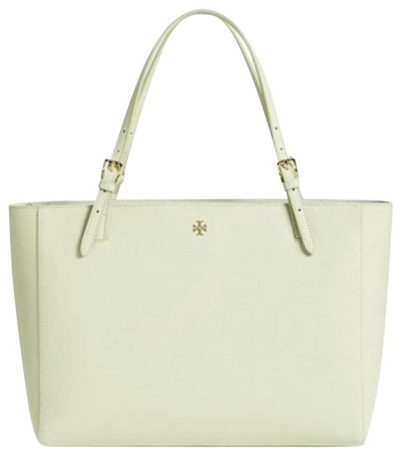 Item - York Mint Green Leather Tote
