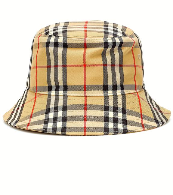 Item - Archive Beige with Tag(Large) Bucket Heavy Check Hat