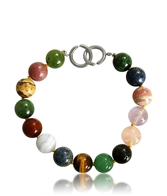 Item - Multi-color Paloma Picasso Multi-gemstone (195823) Bracelet