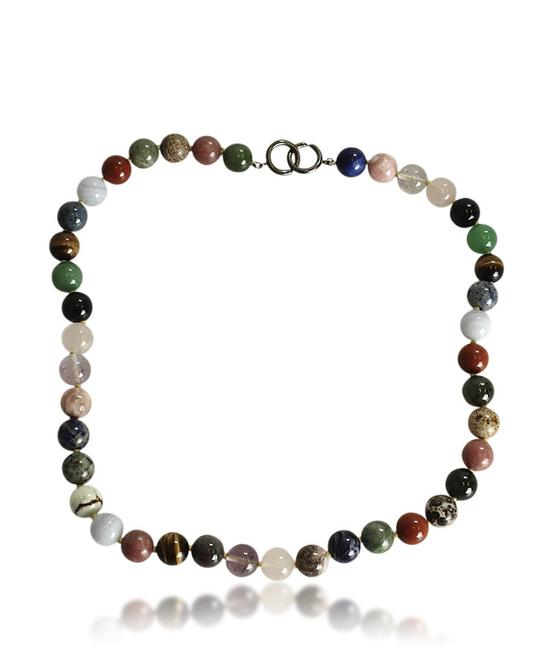 Item - Multi-color Paloma Picasso Multi-gemstone Beaded (195822) Necklace