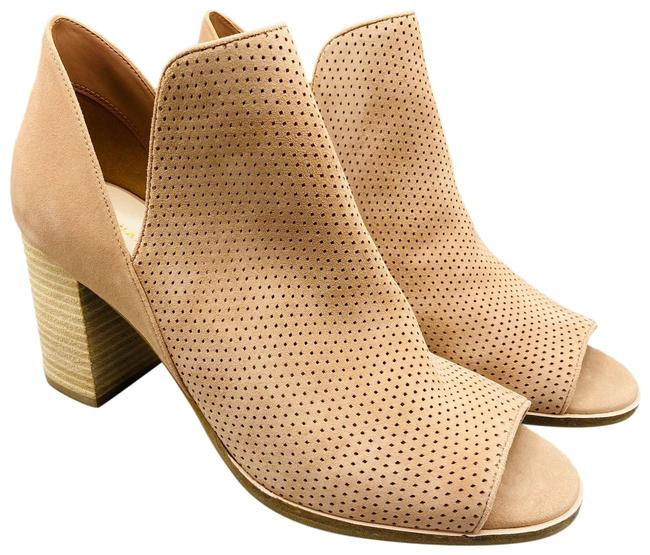 Item - Pink Shiloh Suede Leather Ankle Womens Boots/Booties Size US 10 Regular (M, B)