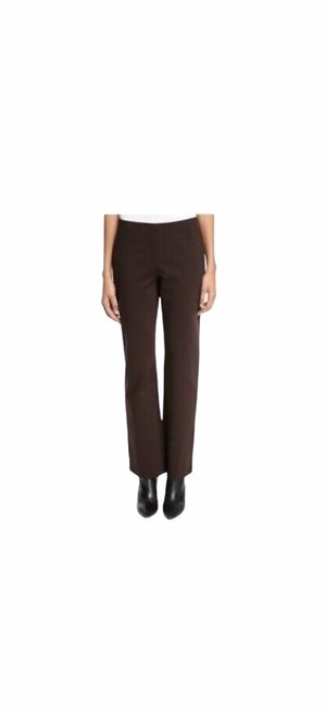 Item - Brown Straight Leg Pants Size 0 (XS, 25)