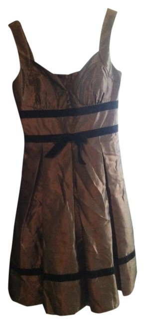Preload https://img-static.tradesy.com/item/289475/max-and-cleo-brown-and-slvls-pr-knee-length-formal-dress-size-4-s-0-0-650-650.jpg