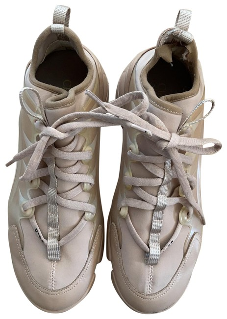 Item - Nude D-connect Technical Fabric Sneakers Size EU 41 (Approx. US 11) Regular (M, B)