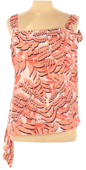 """Item - Pink XL Sleeveless Blouse Wmns Xl. 42"""" Chest 29"""" Length Polyester Shipped with Usps First Class. Tank Top/Cami Size 16 (XL, Plus 0x)"""
