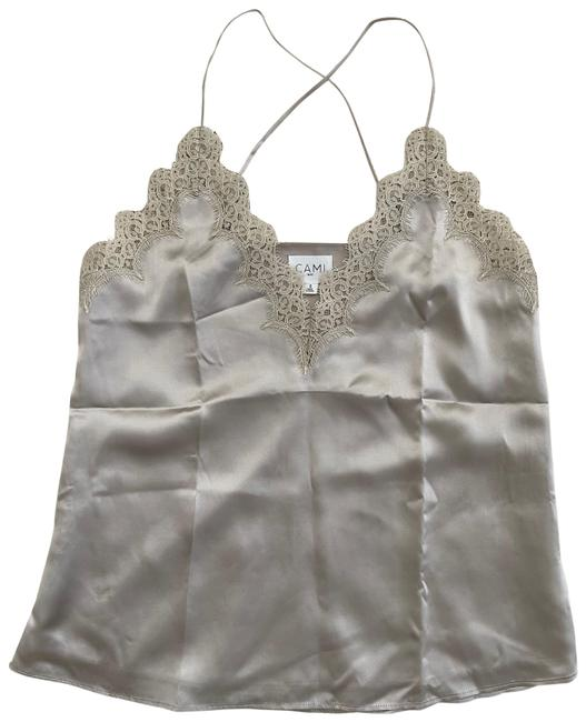 Item - Beige Camisole Tank Top/Cami Size 6 (S)