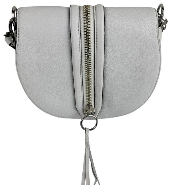 Item - Shoulder New Mara Optic White Leather Cross Body Bag