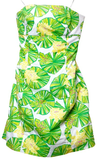 Item - Green Franco In Hip Hop Hooray Short Casual Dress Size 0 (XS)