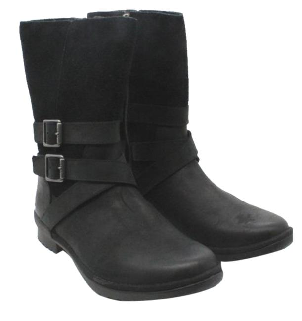 Item - Black Women's Lorna Waterproof Boots/Booties Size US 7 Regular (M, B)