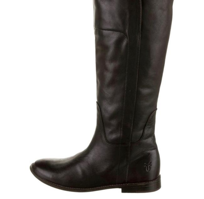 Item - Brown Paige Boots/Booties Size US 5.5 Regular (M, B)