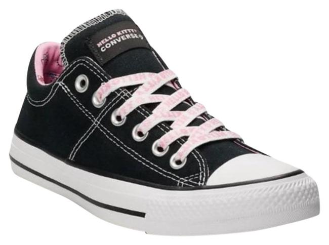 Item - Black Hello Kitty Limited Edition Low Top Sneakers Size US 6.5 Regular (M, B)
