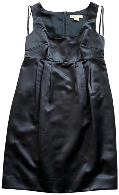Item - Black Sleeveless Party Pockets Lined Cocktail Dress Size 8 (M)