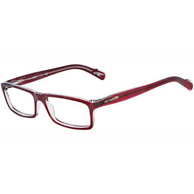 Item - Red Eyeglasses An-7065-1131-55 Size 55mm/16mm/145mm