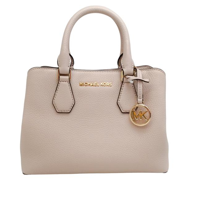Item - Camille Soft Pink Leather Cross Body Bag