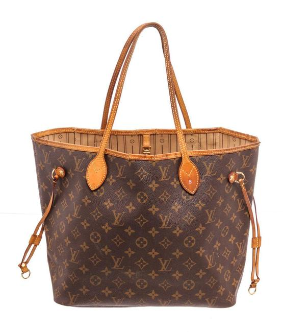 Item - Neverfull Brown Shoulder Bag