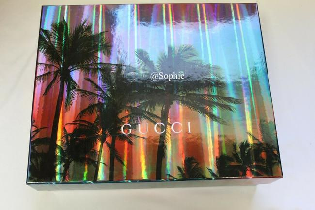 Gucci New Floral Summer Wallet Multicolor Gg Supreme Canvas Tote Gucci New Floral Summer Wallet Multicolor Gg Supreme Canvas Tote Image 7