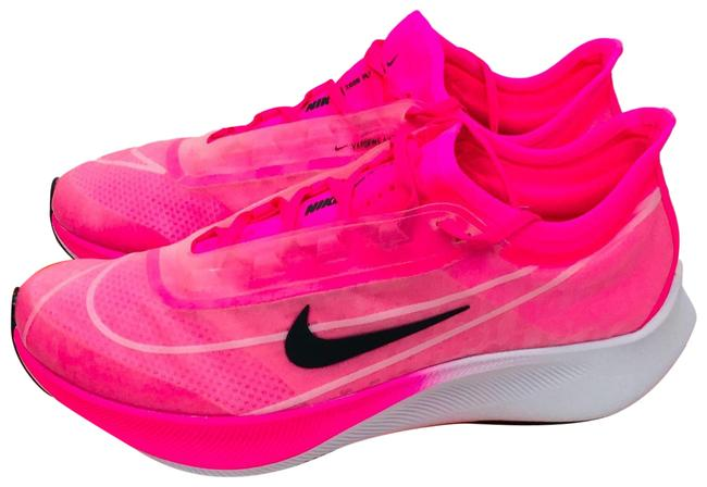 Item - Pink White Women's Zoom Fly 3 True Berry Sneakers Size US 10.5 Regular (M, B)