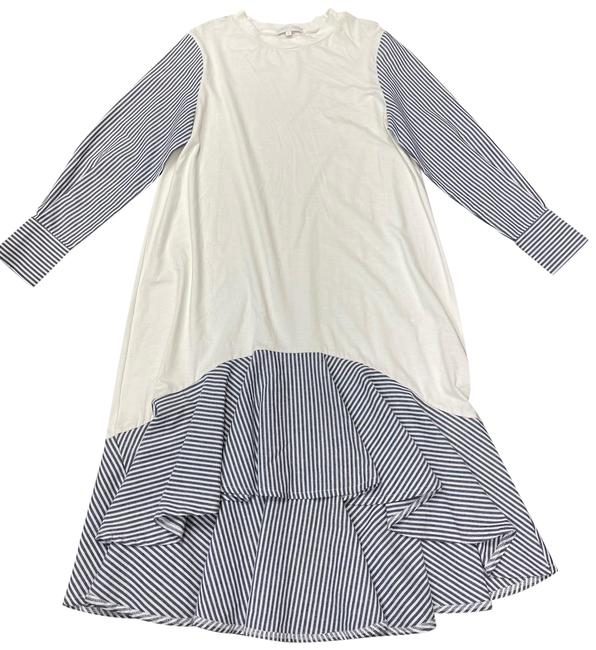 Item - White New Without Tag Mid-length Night Out Dress Size 6 (S)