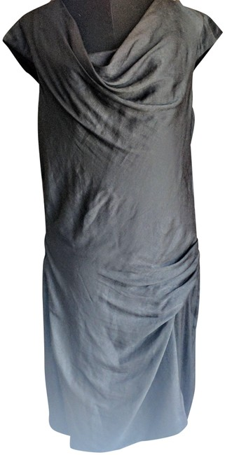 Item - Purple/Grey Mid-length Night Out Dress Size 8 (M)