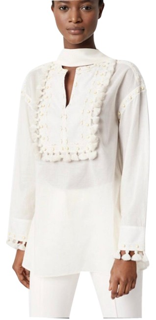 Item - New Ivory Lizzie Tonic Blouse Size 4 (S)