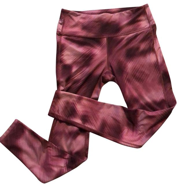 Item - Maroon Full Length Activewear Bottoms Size 10 (M)